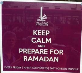 keep calm ramadan